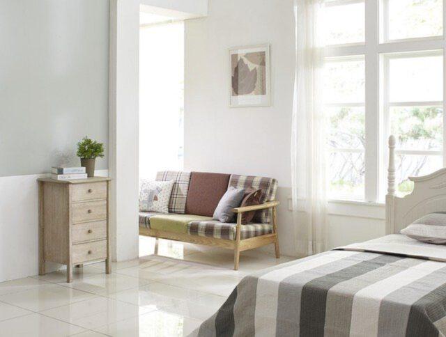 Wiele powodów, by mieć beżową sypialnię