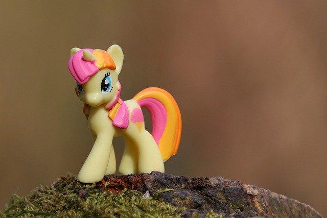 Zabawki My Little Pony – baśniowy świat fantazji
